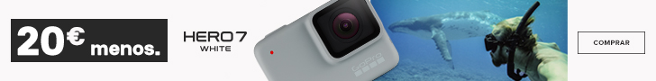 GoPro Hero 7 White horizontal