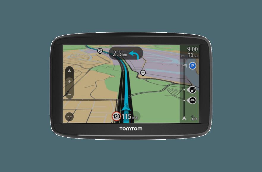 "NAVEGADOR GPS TOMTOM START 52 EU45 EUROPA 5"""