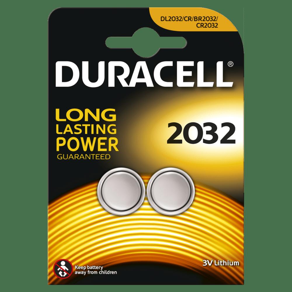 PILA DURACELL DL 2032 B2 BOTO       BL-0