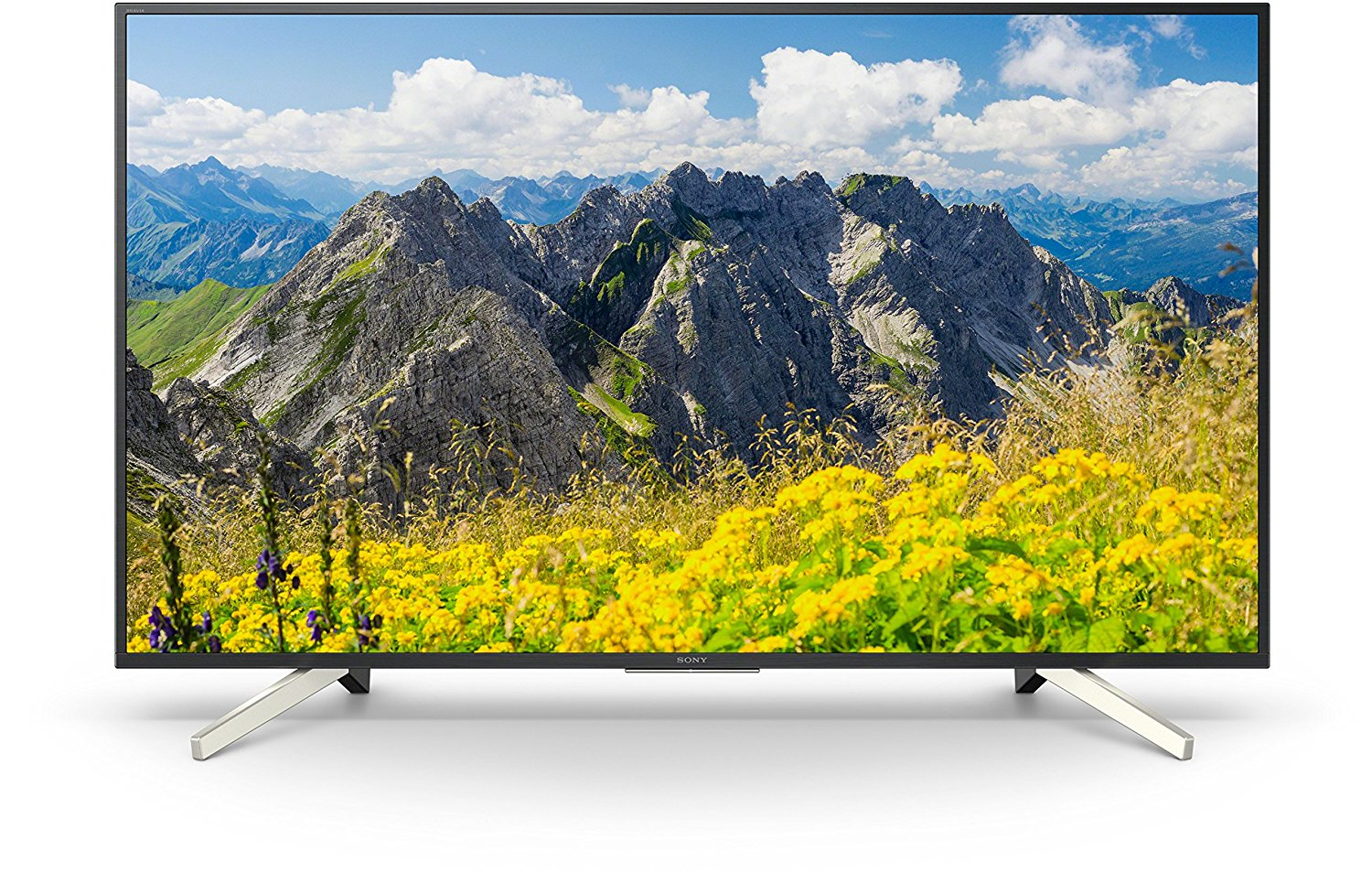 "LED SONY 49"" KD-49XF7596 ANDTV HDR 4K"