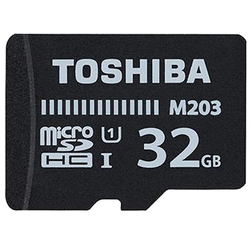 MEMORIA MICRO SD TOSHIBA CLASS10 UHS32GB