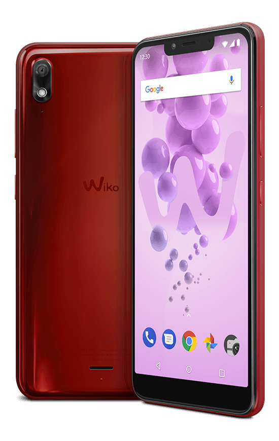 TELEFONO WIKO VIEW 2 GO 32Gb/3Gb RED 5.9""