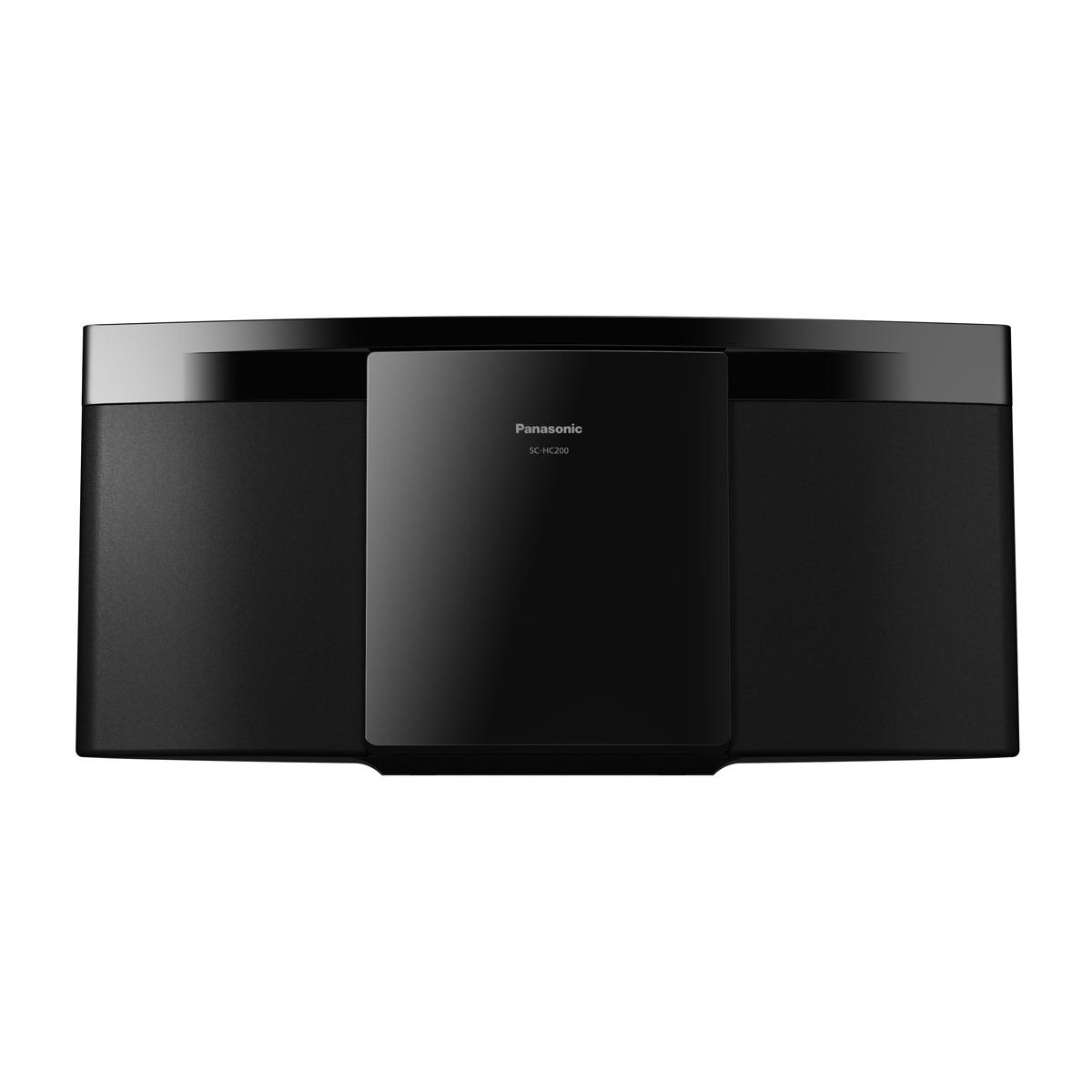 EQUIP PANASONIC SC HC 200 EG-K   USB/MP3