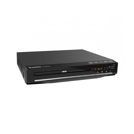 DVD SUNSTECH DVP MH 225 BK           USB