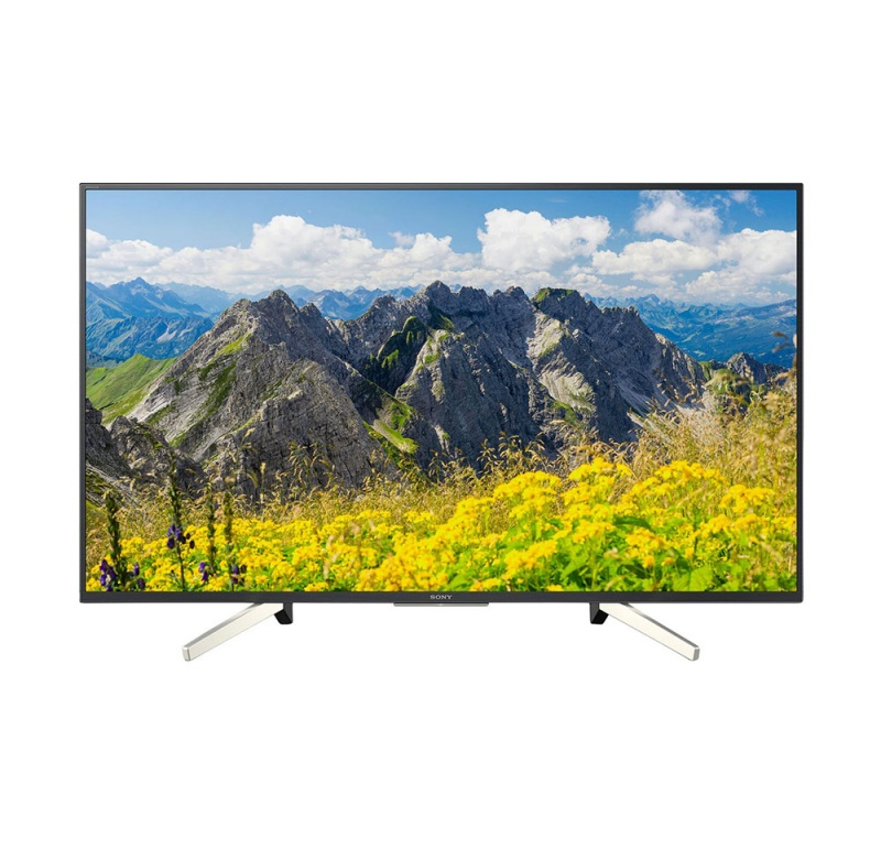 "LED SONY 43"" KD43XF7596 ANDTV HDR 4K"