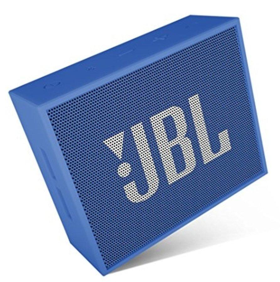 ALTAVOZ JBL GO AZUL BLUETOOTH