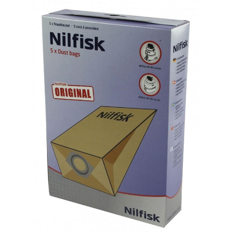 BOLSA ASPIRADOR NILFISK GM80 CLASSIC