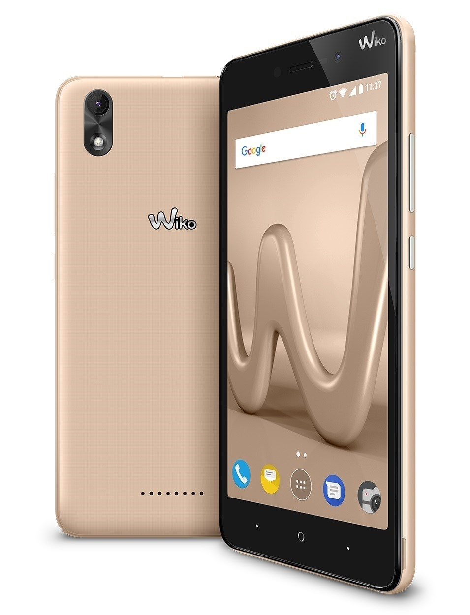 TELEFONO WIKO LENNY 4 PLUS 16Gb 1Gb 3G GOLD 5.5""