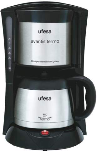 CAFETERA UFESA CG7236 8 TAZAS