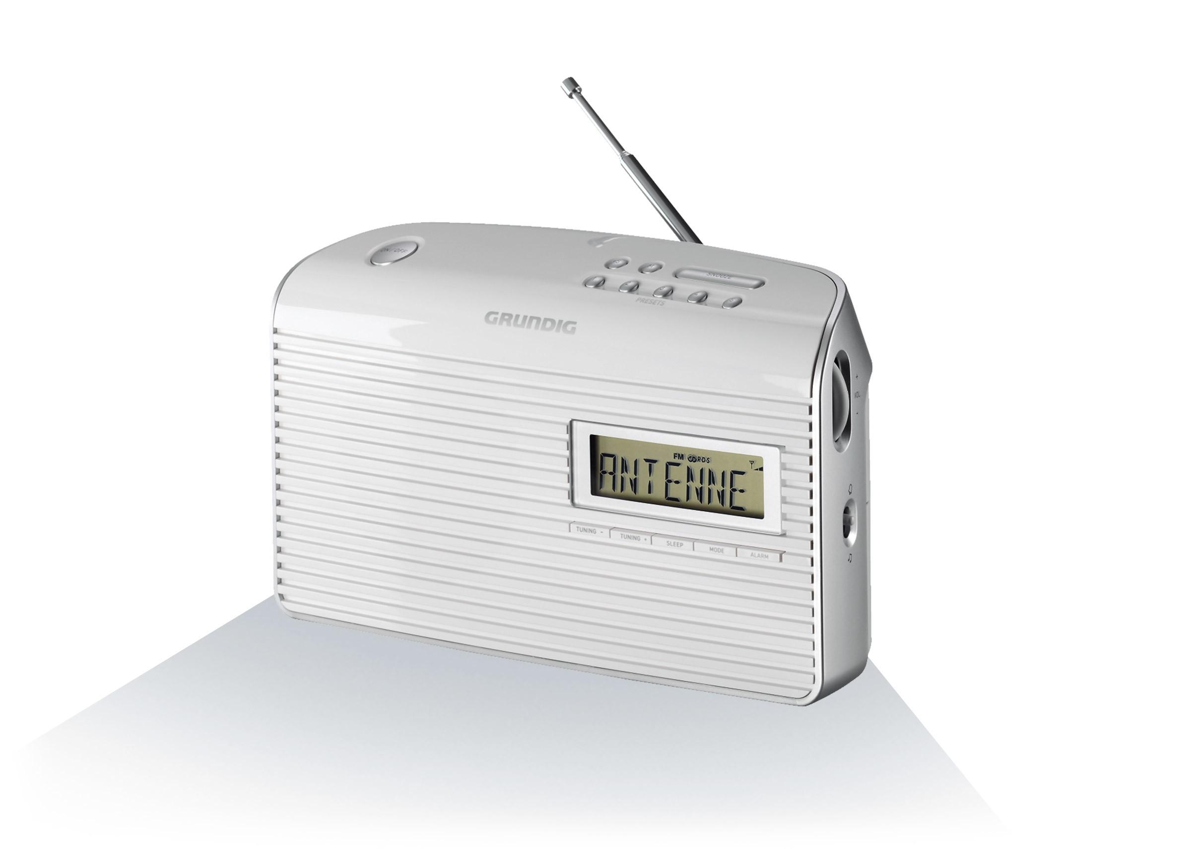 RADIO GRUNDIG MUSIC 61 GRN1400 BLANCA