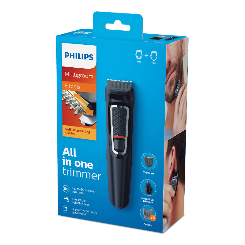 BARBERO PHILIPS MG 3730/15