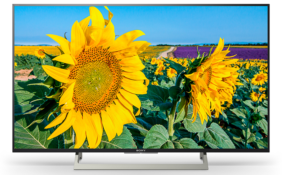 """LED SONY 43"""" KD43XF8096B ANDTV HDR 4K"""
